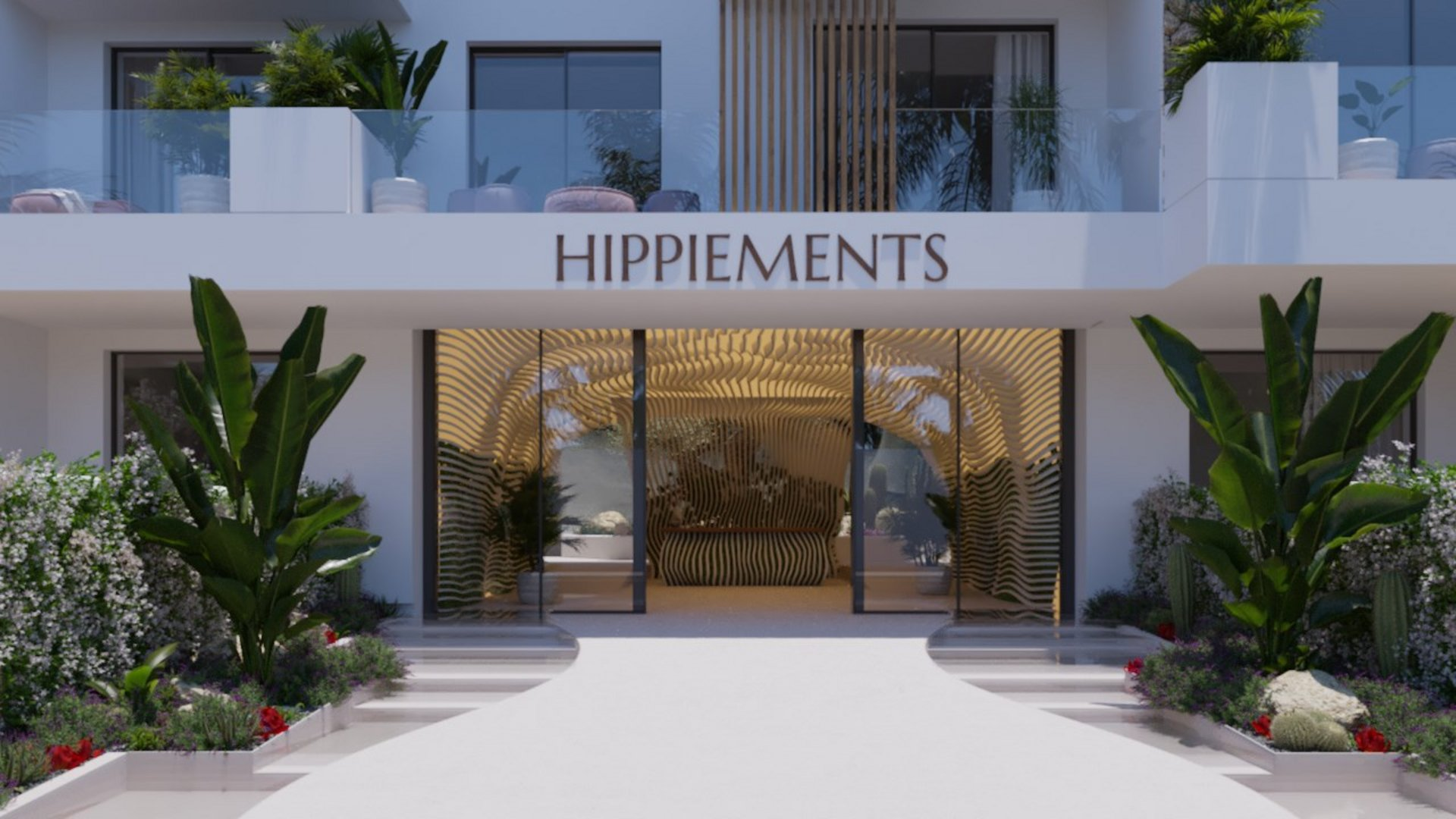 HIPPIEMENTS Ibiza