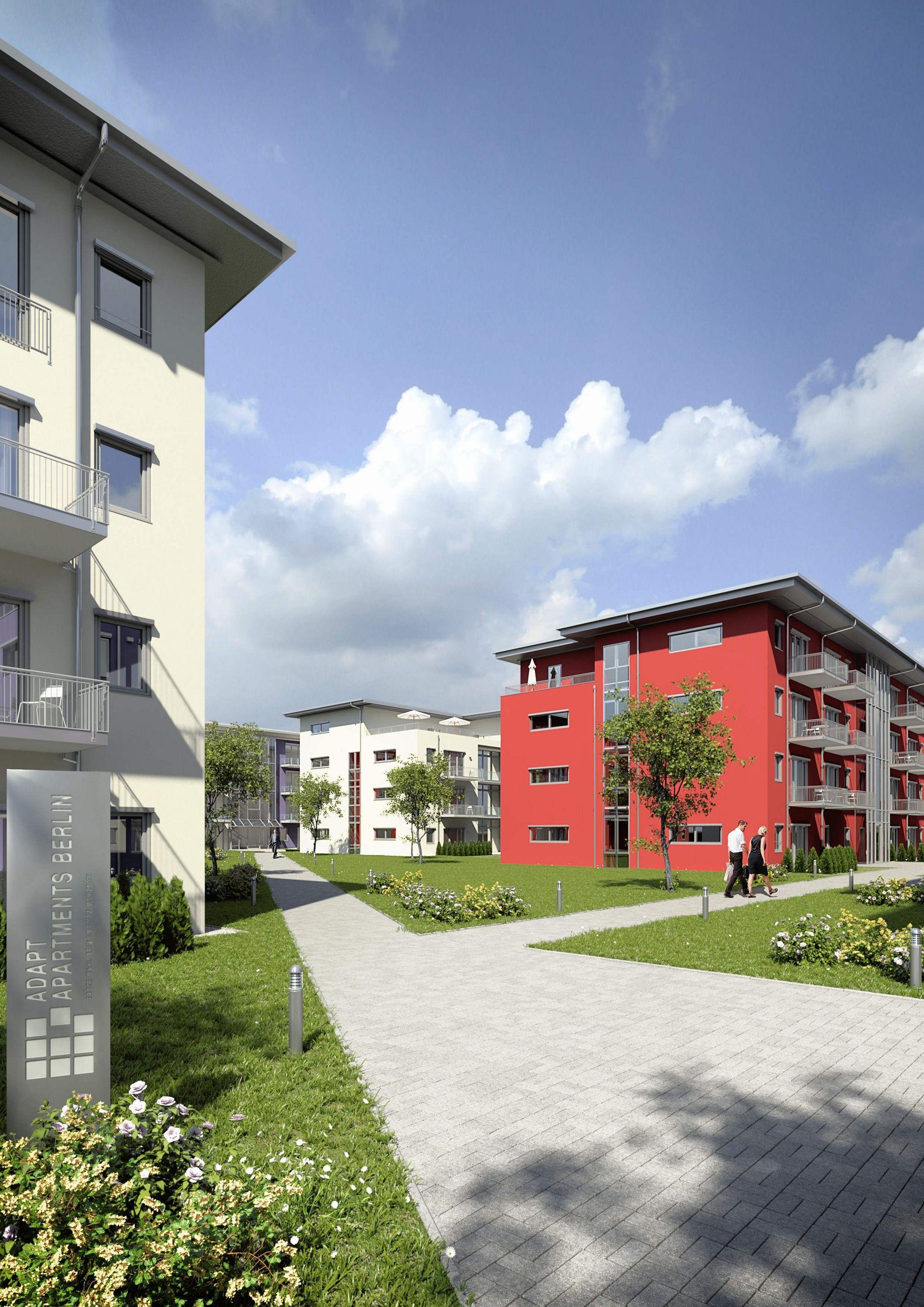Architekturvisualisierung Berlin 3d visualisation of architecture projects gmsvision